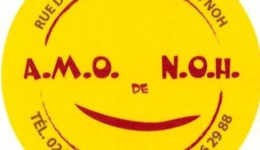 Programme d'été de l'A.M.O. de NOH