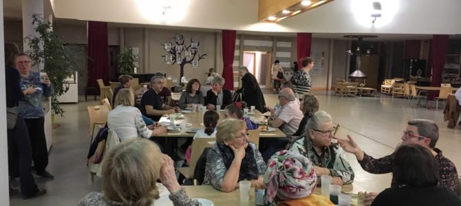 Vendredi 13/03 : Cook&Eat printanier aux Eglantines – EVENEMENT ANNULE !!!