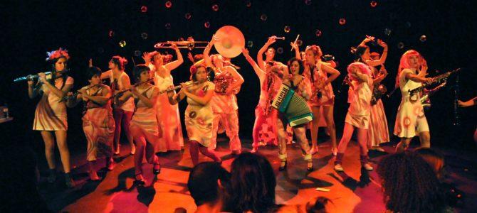 Vendredi 6/03 : Vrouwenlente Kick Off / Fête d'ouverture du Printemps des femmes