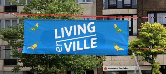 Living en ville : Programme de  la 1ère semaine d'août.