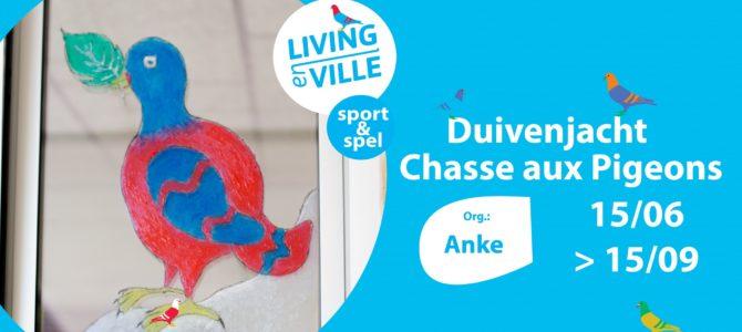 Chasse aux pigeons // Duivenjacht