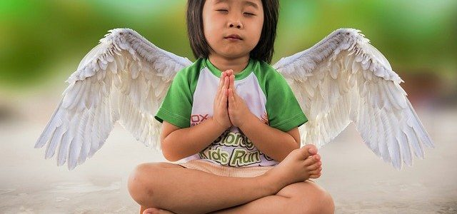 Le 23 décembre, activité yoga pour les enfants à l'AMO de NOH