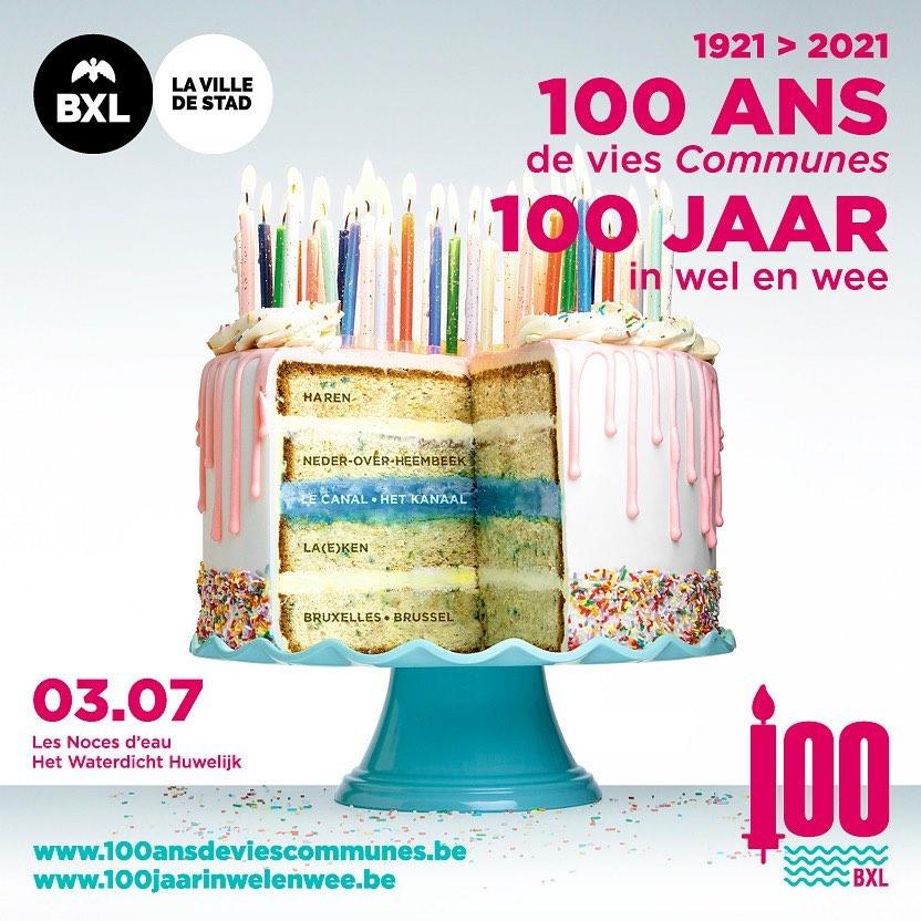 100 ans de mariage, ça se fête !