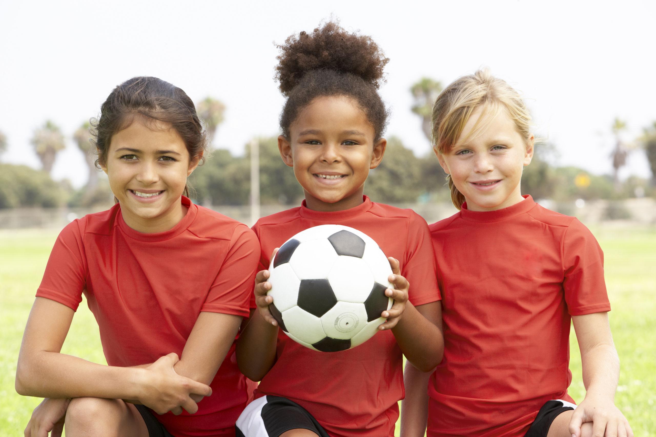 Le Sporting Bruxelles cherche jeunes footballeuses !