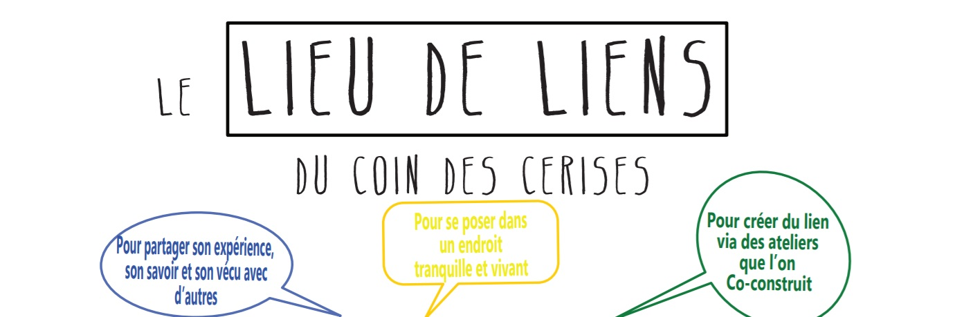 Le Lieu de Liens du Coin Des Cerises vous présente son programme d'été !